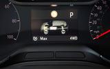 Vauxhall Grandland X Hybrid4 2020 road test review - instruments