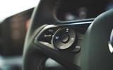 14 Vauxhall mokka 2021 RT steering wheel buttons