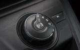 Vauxhall Vivaro Life 2019 road test review - gear selector