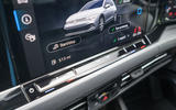 Volkswagen Golf 2020 road test review - touch-sensitive