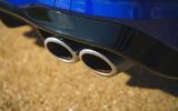 14 Volkswagen Golf R 2021 RT exhausts