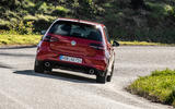 Volkswagen Golf GTI TCR 2019 road test review - road rear