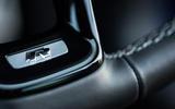 Volkswagen Golf R 2019 road test review - steering wheel