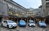 Nine cars for £5000 EV grant