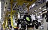 Smart Electric Drive production line