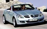 Mercedes-Benz SLK200K