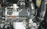 Volkswagen Polo 1.2 TSI 105 engine bay