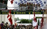Audi wins Le Mans - pics