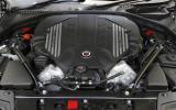 4.4-litre V8 Alpina B5 Biturbo engine