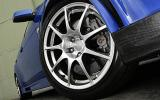 Mitsubishi Evo FQ-400 alloy wheels