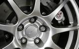 Mitsubishi Evo FQ-400 alloy wheels