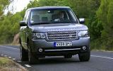 Range Rover front quarter