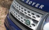 Land Rover Freelander front grille