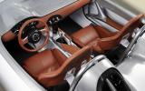 Mazda MX-5 Superlight front seats