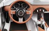 Mazda MX-5 Superlight dashboard