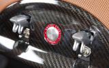 Mazda MX-5 Superlight ignition button