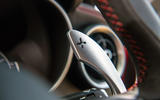 Alfa Romeo Stelvio Quadrifoglio 2019 road test review - paddle shifters
