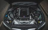 15 alpina d3 touring 2021 uk first drive review engine