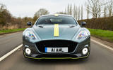 Aston Martin Rapide AMR 2019 first drive review - action