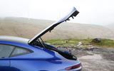Aston Martin Vantage 2018 review boot