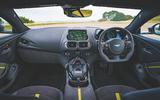 15 Aston Martin Vantage F1 2021 RT dashboard