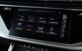 Audi Q8 50 TDI Quattro S Line 2018 road test review - infotainment