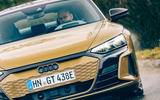 15 audi rs e tron gt 2021 lhd first drive review mp driving