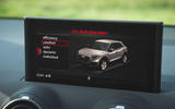Audi SQ2 2019 road test review - infotainment drive modes