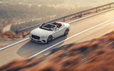 Bentley Continental GTC 2019 first drive review - on the road front