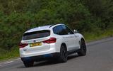 15  BMW iX3 2021 FD Rearcornering