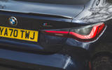 15 BMW M4 Competition 2021 RT rear lights