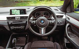 BMW X2 M35i 2019 road test review - dashboard