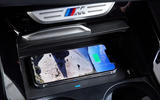 BMW X4 2018 road test review wireless charging