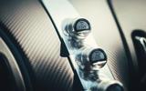 Bugatti Divo 2020 road test review - centre console