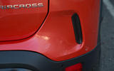 Citroen C5 Aircross 2019 road test review - rear bumper
