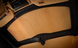 Corvette Stingray C8 2019 road test review - roof