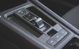 Cupra Leon 2020 road test review - centre console