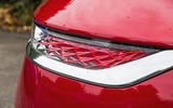 DS 7 Crossback 2018 road test review rear lights