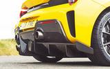 Ferrari 488 Pista 2019 road test review - exhausts