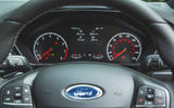 Ford Focus ST 2019 road test - instruments