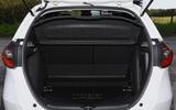 Honda Jazz 2020 road test review - boot