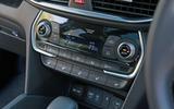 Hyundai Santa Fe 2019 road test review - climate controls