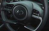 15 Hyundai Tucson 2021 road test review steering wheel