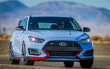 Hyundai Veloster N 2018 review - on the road nose
