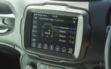 15 Jeep Renegade 4xe 2021 RT infotainment