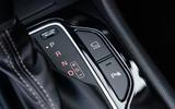 15 Kia Niro 2021 road test review gearstick