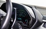 Lamborghini Aventador SVJ 2019 road test review - instruments
