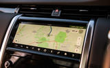 Land Rover Discovery Sport 2020 road test review - infotainment