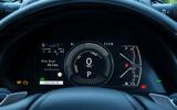 Lexus ES 2019 road test review - instruments