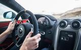 McLaren 600LT 2018 review - Dan Prosser driving